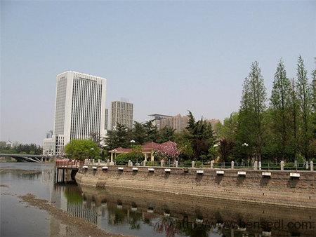 青岛即墨墨河公园
