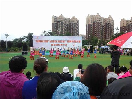 惜福镇广场舞图片3
