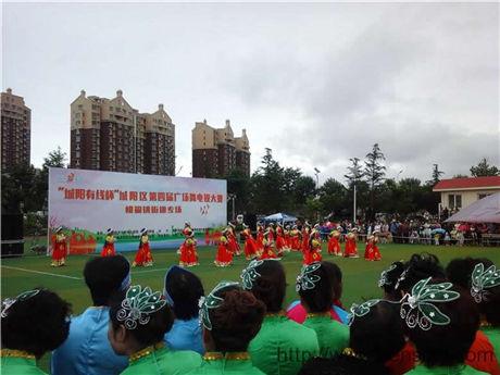 惜福镇广场舞图片6