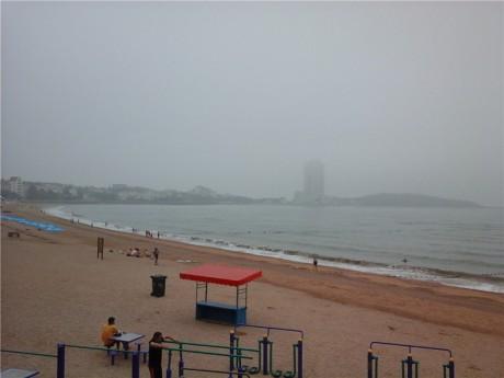 青岛第一海水浴场图片1