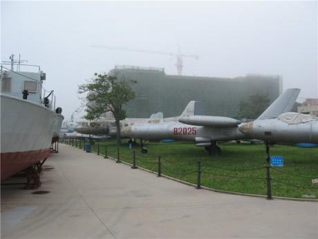 青岛海军博物馆图片