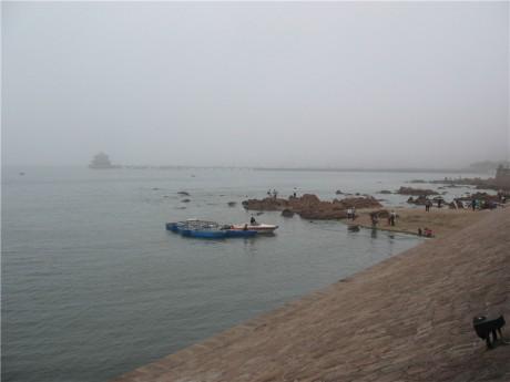 青岛栈桥图片2