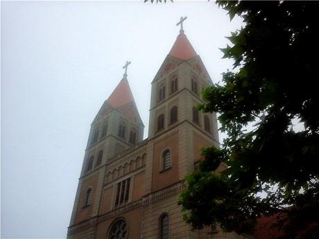 青岛浙江路天主教堂图片2