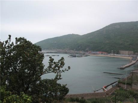 崂山青山渔村图片17