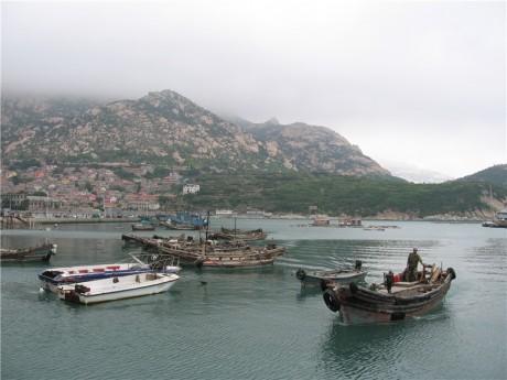 崂山青山渔村图片8