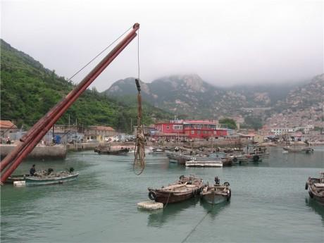 崂山青山渔村图片9