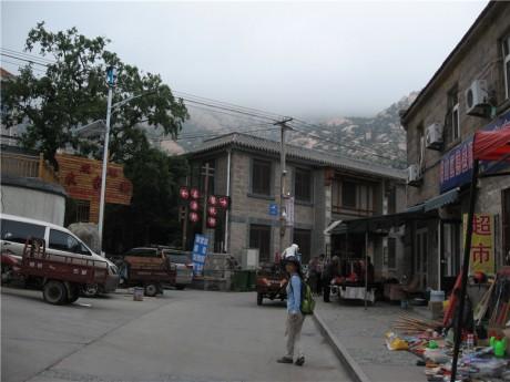 崂山青山渔村图片12