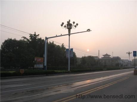 曲阜的朝阳图片