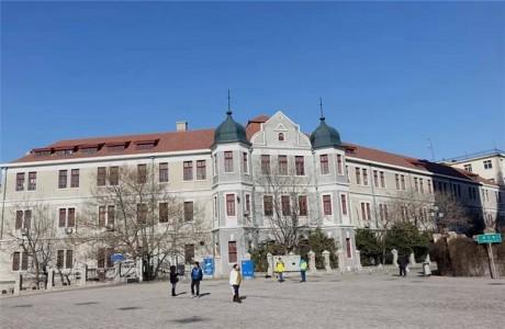 青岛圣心修道院图片