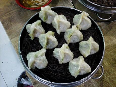 渭南蒸饺图片