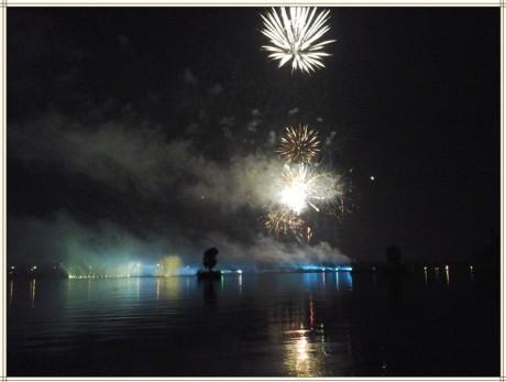弥勒红河水乡音乐喷泉图片8