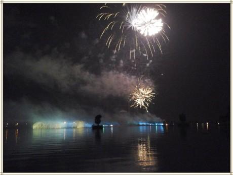 弥勒红河水乡音乐喷泉图片7
