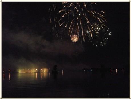 弥勒红河水乡音乐喷泉图片6