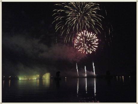 弥勒红河水乡音乐喷泉图片5
