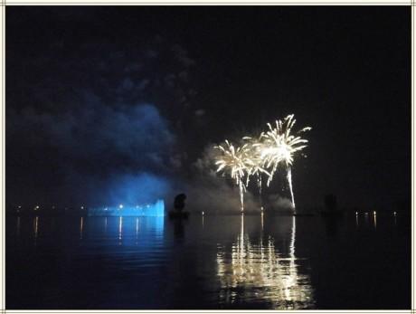 弥勒红河水乡音乐喷泉图片4