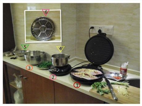厨房用具图片