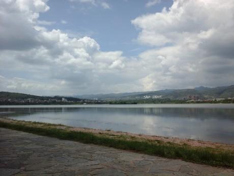 弥勒湖泉生态园图片2