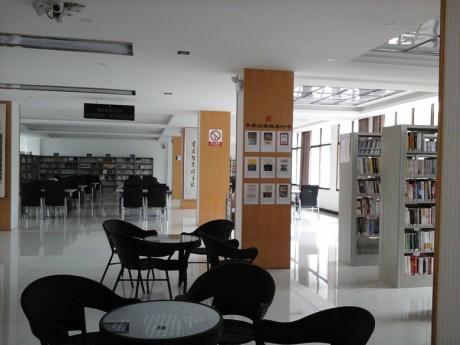 弥勒图书馆图片