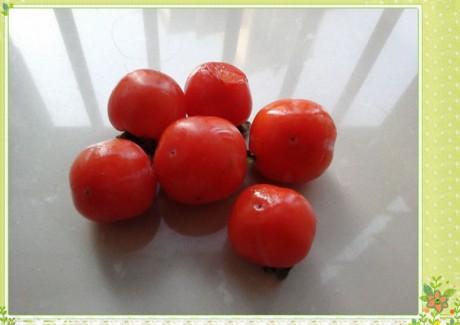 宜良水柿子图片