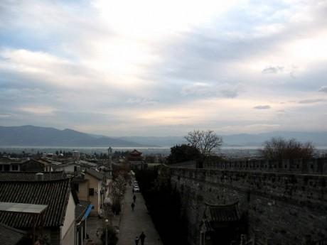 大理古城南门图片