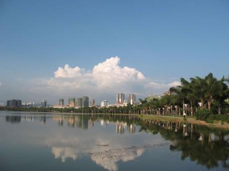 弥勒湖泉生态园图片4