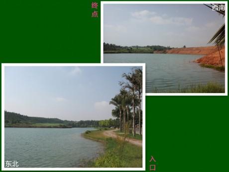 弥勒湖泉生态园印云湖图片6
