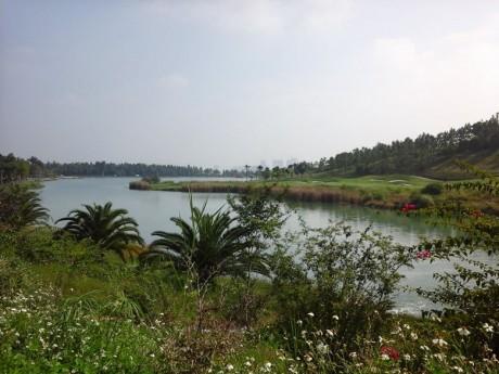 弥勒湖泉生态园印云湖图片4