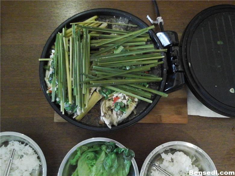 西双版纳香茅草烤鱼图片4