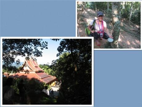 中缅边境寺庙图片