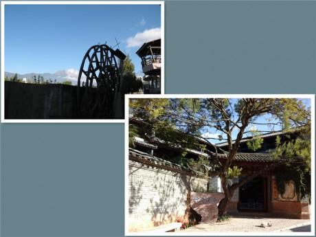 丽江清溪村图片