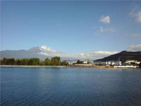丽江清溪水库图片1