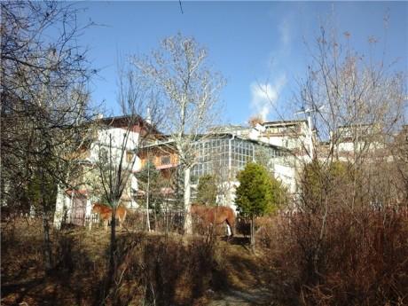 香格里拉松赞林景区小街子村图片1