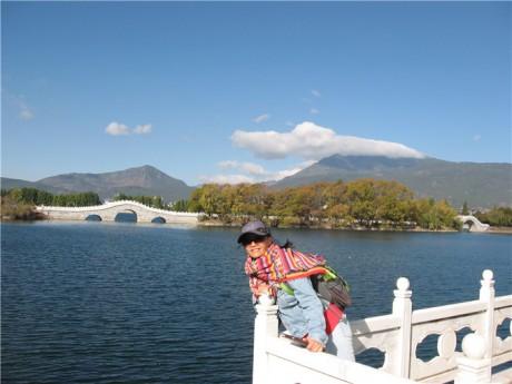 丽江清溪水库图片2