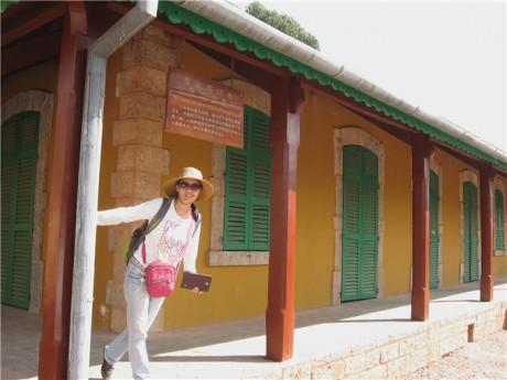 蒙自碧色寨火车站图片6
