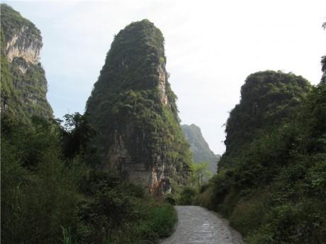 阳朔遇龙河景区状元步道图片2