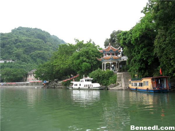 阳朔福利(大光亭)码头图片