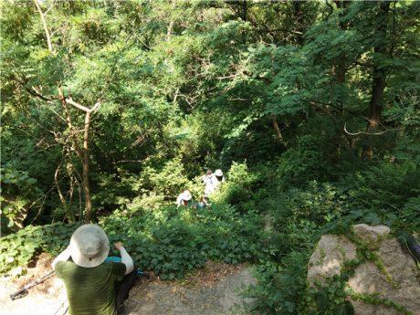 青岛石门山风景图片5