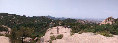 青岛石门山风景图片3